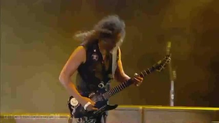 / Titus / Metallica - All Nightmare Long [ live in France, Nimes ]