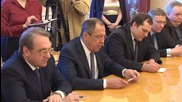 Russia: Lavrov outlines Russia's Israel-Palestine policy in meeting with Gold