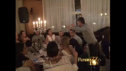 Ceca u provodu - Paparazzo Lov - (Tv Pink)