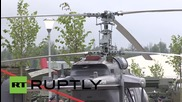 Russia: Check out the modern military hardware on display at 'Army-2015' expo