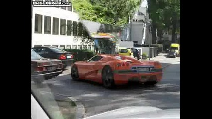 Различните Модификации На Koenigsegg