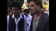 Taylor Lautner And Robert Pattinson