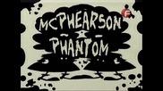 Kураж страхливото куче(bg audio) - Season 2, Episode 11 Evil Weevilmcphearson Phantom