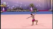 Невяна Владинова - обръч - Световна купа по художествена гимнастика - София 2015