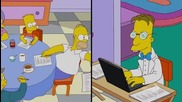 The Simpsons S23e06 / Семейство Симпсън с23е06 [вградени субтитри]