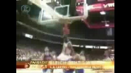 Iverson And Jordan Career Mix