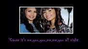 Demi and Sel // Carry out (за конкурса на mihity00 and stefityyy )