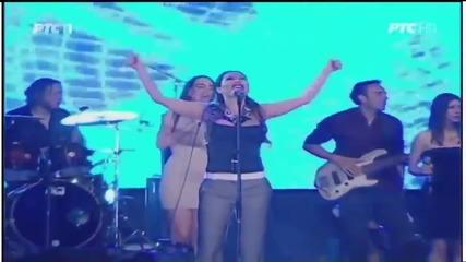 Ceca - Ime i prezime - (LIVE) - Tamburica fest - (Tv Rts 2014)