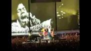 Madona v Bulgaria chast posvetena na Michael Jackson