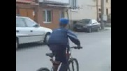 Търкане на гуми с колело