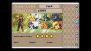 Pokemon treiner kard