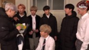 Jimin's Surprise Birthday Party - Bts