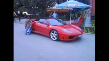 Ferrari F60 В Плевен