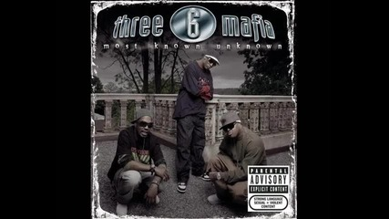 Three 6 Mafia - Half On A Sack