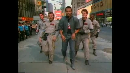 Ray Parker Jr. - Ghostbusters - H Q Music Video 1984 ( Soundtrack )