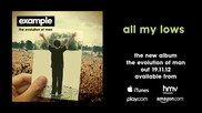 Example - All My Lows