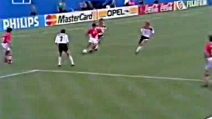 Спомен за нещо невероятно от българския футбол!