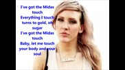Ellie Goulding - Midas Touch ~ Lyrics ~
