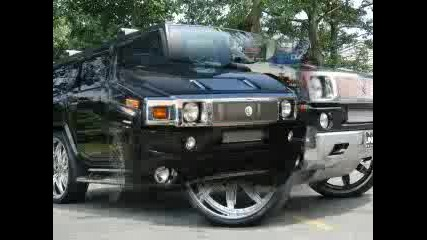 Bmw And Hummer