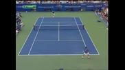 Us Open 2005 Final - Roger Federer - Andre Agassi