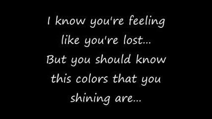 Crossfade - Colors lyrics