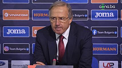 Дерменджиев каза кое го е удовлетворило и добави: Допускаме грешки на растежа