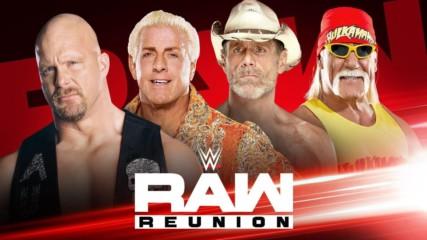 Raw y una reunión histórica: WWE Ahora, Julio 22, 2019