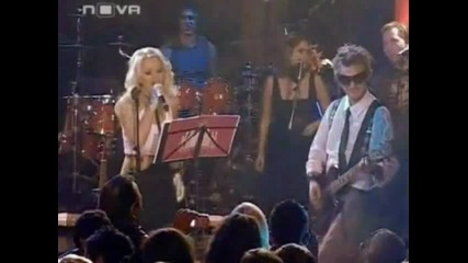 Деси Слава - Give In To Me (Mad Secret Concert)
