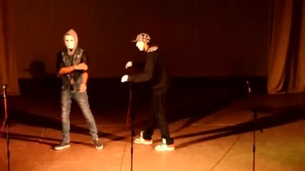 Confi-dance Crew - Първо участие - 01.04.2013