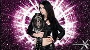 Paige 1st Wwe Theme Song - Smashed In the Face