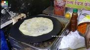 Бърза Храна на улицата в Мумбай - Scetzwan Cheese
