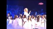 Lepa Brena - Ja nemam drugi dom (koncert Bg Arena 10. 2011) - Prevod