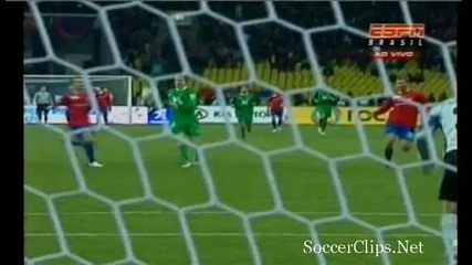 *страхотен гол* Cska Moscow 0 - 2 Rubin Kazan (bukharov)