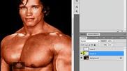 Как да сменяме лица с photoshop