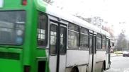 Чавдар 120: А 2655 Вн по линия 8 в Бургас - втора част