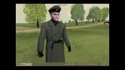Гермнаските Генерали Държат Реч