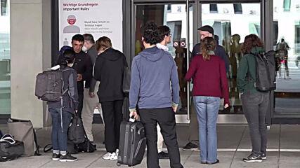 Germany: 'Peace delegation' looking to help Kurds arrives in Berlin after being held in Erbil