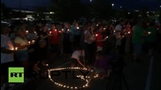 USA: Vigil honours journalists shot dead during live broadcast