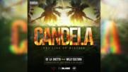 De La Ghetto Ft. Willy Cultura - Candela ( Official Audio )