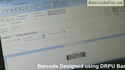 Создать 2d штрих-код с помощью штрих-кодов производитель Tool