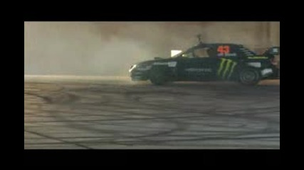 Drift Subaru Impresa (ken Block Video Player)