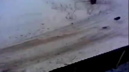Метеоритна Атака Над Русия (15.02.2013)