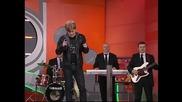 Esad Plavi - Za mene mrtva si - Gold Muzicki Magazin - ( Tv Pink 2014 ) )