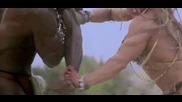 Сю Прайс срещу конкурентен африкански ловец.