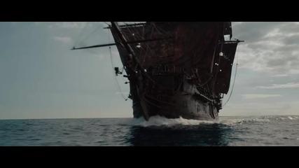 Карибски Пирати 4 - Официален Трейлър [1080p]