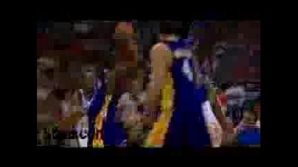 Kobe And Lakers - Преследват Успеха