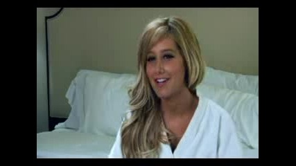 Ashley Tisdale - Degree Girl Vlog 2