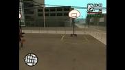 Gta Sa - Cj Igrae Basket