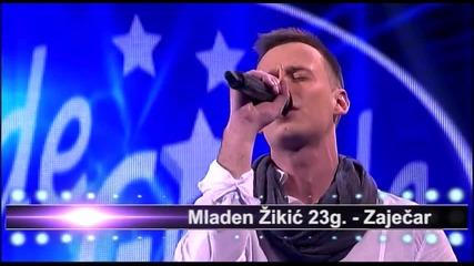 Mirza Selimovic i Mladen Zikic - Splet pesama - (Live) - ZG 3 Krug 2013 14 - 05.04.2014. EM 26.