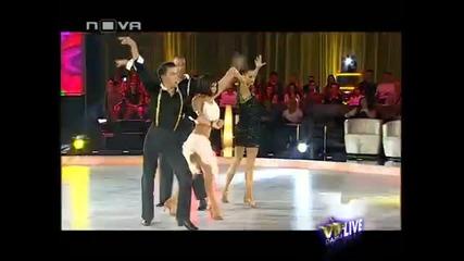 Vip dance - Боби и Диляна - Ча Ча